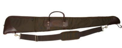 Forest Loden Deluxe Shotgun Case