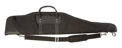 Labrador Black Deluxe Rifle Case